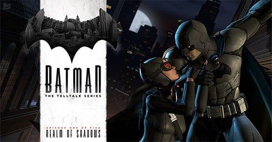 Batman: The Telltale Games Series — опубликован первый полноценный трейлер