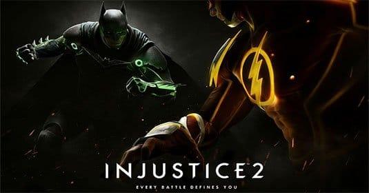 Wonder Woman и Blue Beetle в новом трейлере Injustice 2