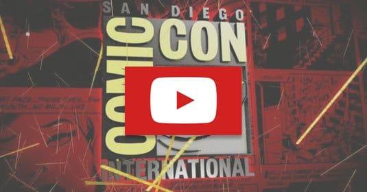 ������ �������� � San Diego Comic-Con 2016