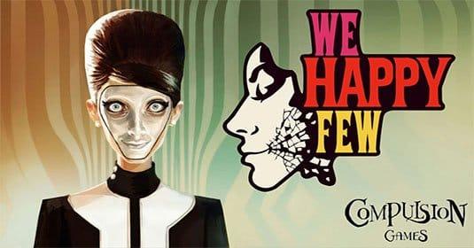 Сегодня в Steam дебютирует ретрофутуристическая We Happy Few