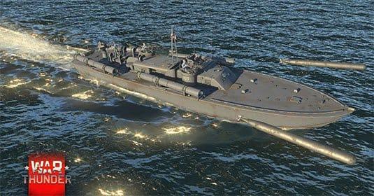 В War Thunder появятся морские сражения