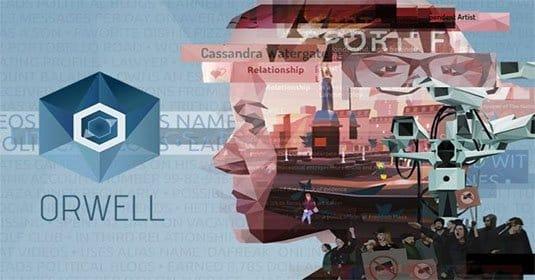 Анонсирована игра Orwell о шпионаже в интернете