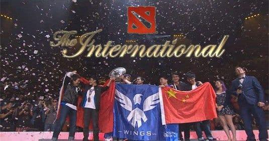 The International 2016 — The Wings Gaming празднует победу. Подводим итоги