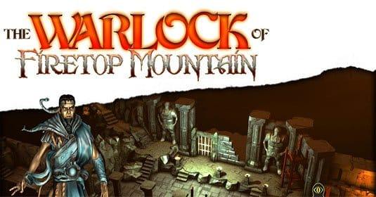 The Warlock of Firetop Mountain появится на мобильных устройствах