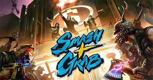 Smash + Grab — навая игра от создателей Sleeping Dogs