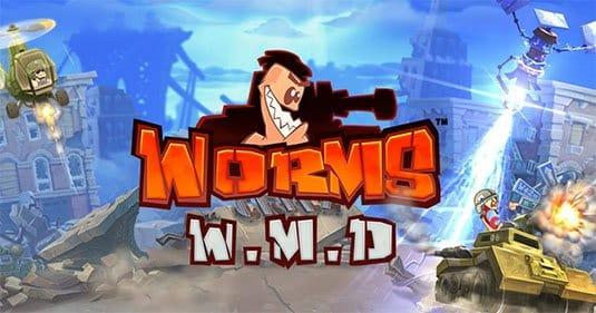Состоялась премьера Worms W.M.D. Критики и геймеры довольны