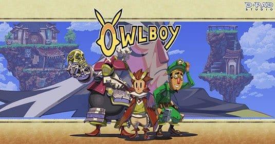 Платформер Owlboy выйдет этой осеннью