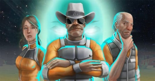 � App Store ������������ ���� Space Marshals 2