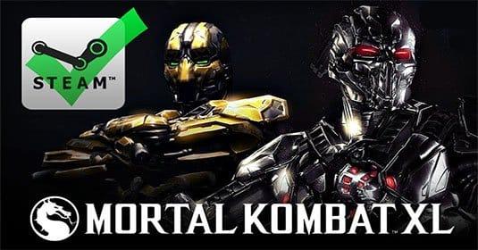 Стартовало открытое бета-тестирование Mortal Kombat XL PC