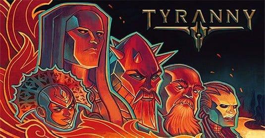 Демонстрация магической системы в RPG Tyranny