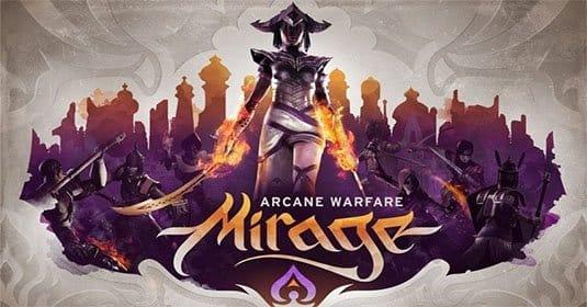 Mirage: Arcane Warfare — новый трейлер и начало альфа-тестов