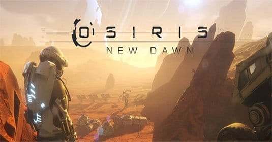 Osiris: New Dawn — запись геймплея новой игры в жанре survival