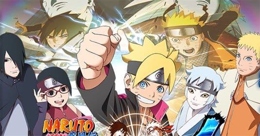 Road to Boruto � ������������ ���������� � Naruto Shippuden: Ultimate Ninja Storm