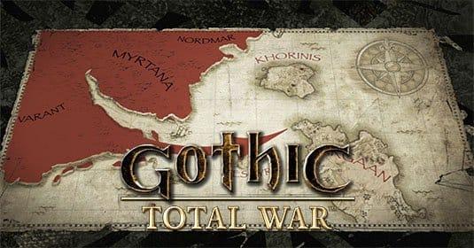 Gothic: Total War — культовая RPG теперь и в жанре стратегии