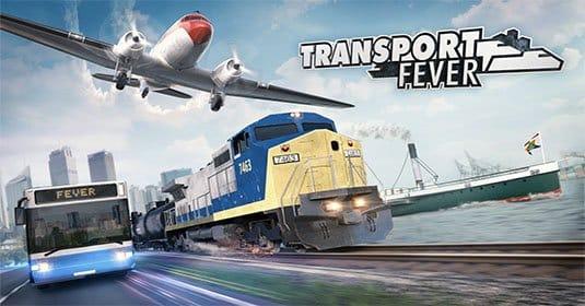 Премьера экономической стратегии Transport Fever состоится в ноябре