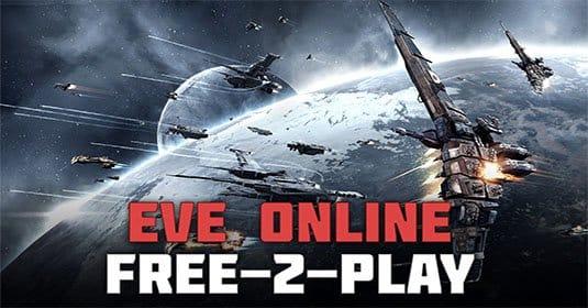 EVE Online с сегодняшнего дня бесплатна