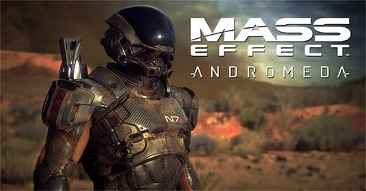 Mass Effect: Andromeda – новый геймплей с The Game Awards