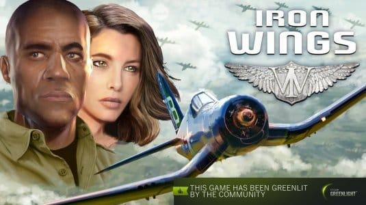 Iron Wings — анонсирован авиа-шутер с необычными инновациями