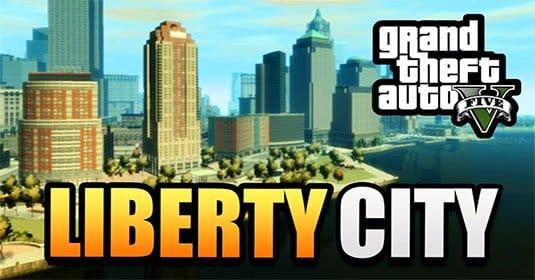 Модификация Open IV Team переносит Liberty City в GTA V