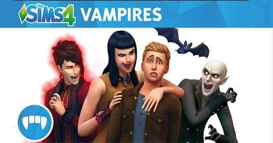 В The Sims 4 появятся вампиры