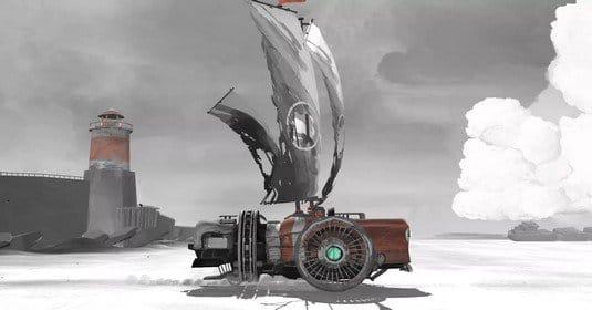 Анонсирована необычная survival-игра Far: Lone Sails