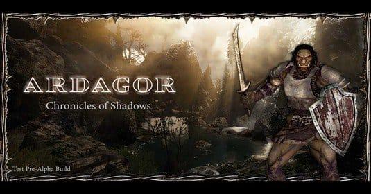 В Украине разрабатывают RPG Ardagor: Chronicles of Shadows на движке CryEngine 5