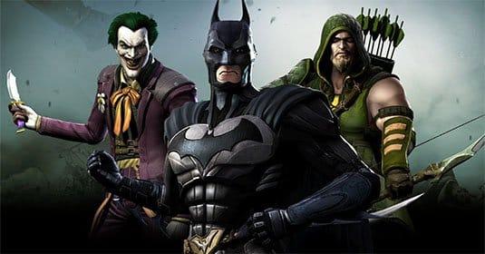 Injustice 2 получит мобильную версию