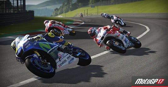 MotoGP 17 дебютирует 15 июня