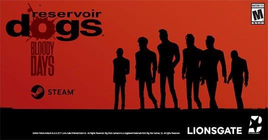 Reservoir Dogs: Bloody Days — анонсирован шутер основанный на фильме Квентина Тарантино