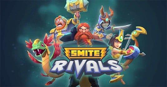 Hi-Rez приостановила работу над Smite Rivals