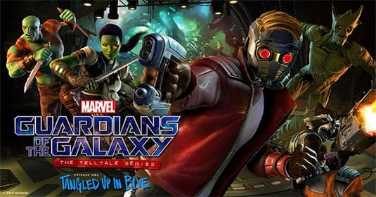 Стала известна дата премьеры Marvel's Guardians of the Galaxy: The Telltale Series