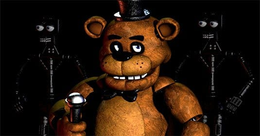 Планируется экранизация серии Five Nights at Freddy's