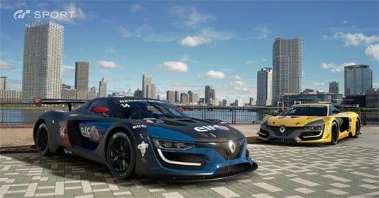 Gran Turismo Sport — европейские бета-тесты начнутся 15 апреля