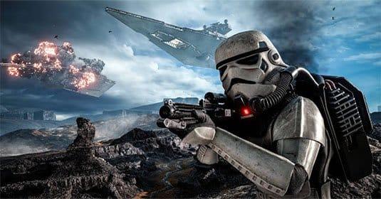В сеть просочился первый трейлер Star Wars: Battlefront II