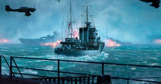 Дюнкеркская операция. Wargaming и Warner Bros