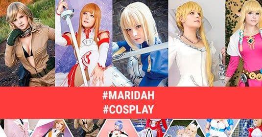 Косплеи Maridah, фото, социальные сети, биография