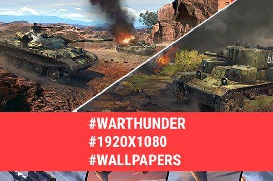 War Thunder: обои 1920x1080