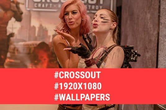 Crossout: обои 1920x1080