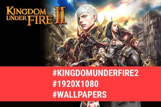 Kingdom Under Fire 2: обои 1920x1080