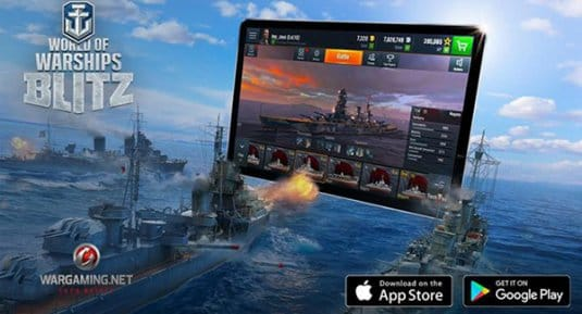 World of Warships Blitz [iOS]