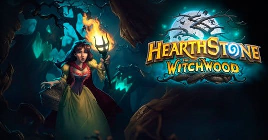 Обзор Hearthstone: Ведьмин Лес