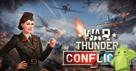War Thunder: Conflicts [Android]
