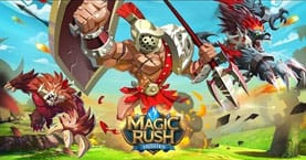 Magic Rush: Heroes [iOS]