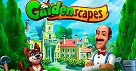 Видео Gardenscapes