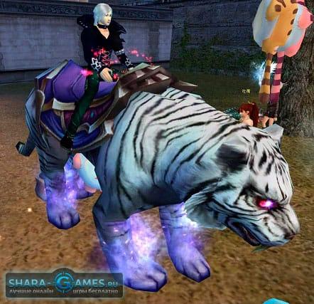 Ездовой тигр