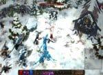Зима в игре