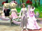 Свадебное торжество в игре