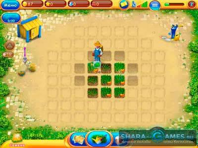 Скриншоты игры супер ферма