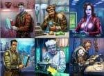 Персонажи и их внешний облик