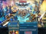 Титульная страница сайта игры